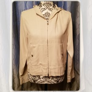 Tommy Bahama 100 % Silk Light Weight Jacket